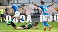 Allan Napoli Sassuolo Serie A