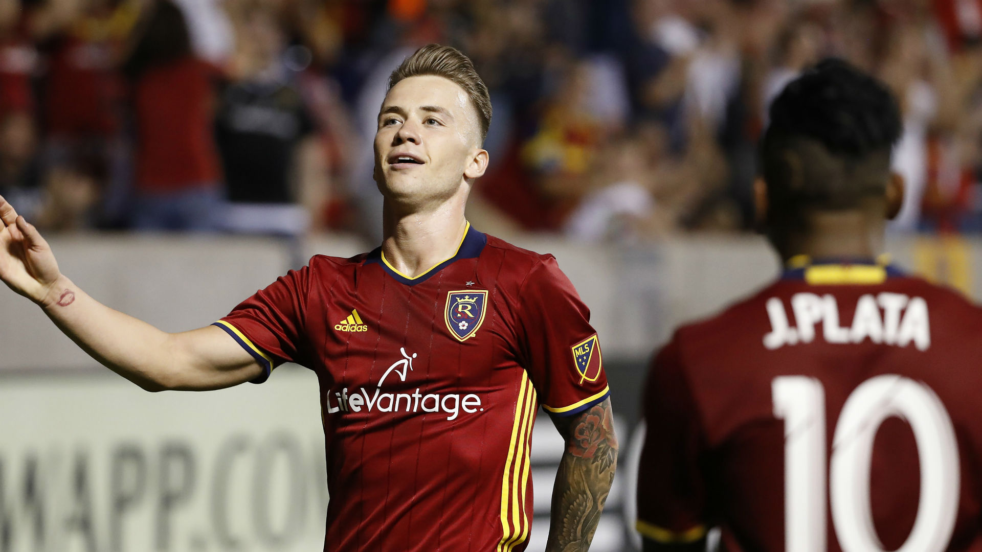 Albert Rusnak Real Salt Lake