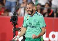 Benzema - Sevilla Real Madrid
