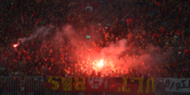 Ahly fans Esperance Tunis Caf Champions league , by mahmoud maher