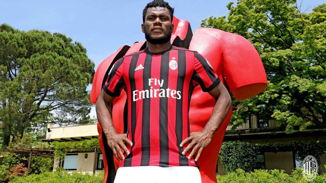 Franck Kessie Milan