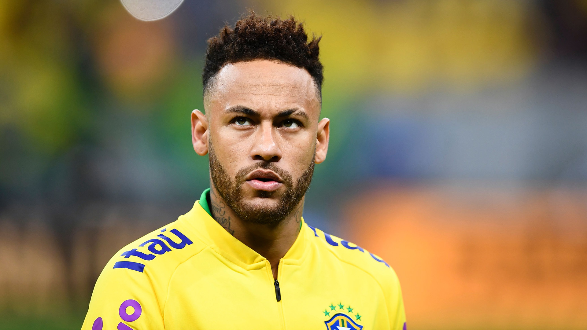 Neymar Brazil Qatar Friendly 05062019