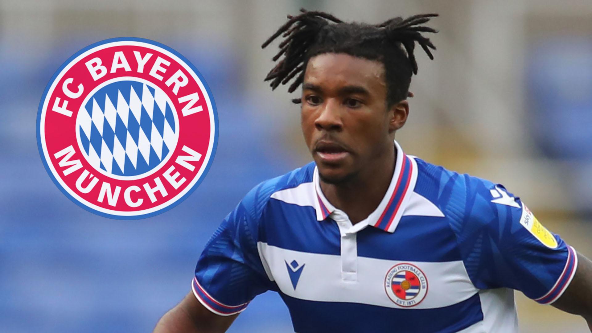 Bayern Monaco, adesso è ufficiale: preso Omar Richards dal Reading ...