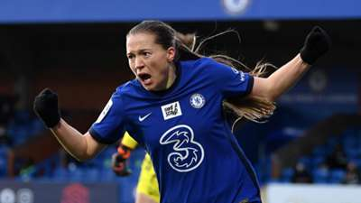 Fran Kirby Chelsea Women 2020-21