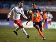 Vitorino Hilton Zlatan Ibrahimovic PSG Montpellier Ligue 1