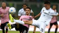 Igor Coronado Giulio Maggiore Palermo Spezia Serie B 08262017