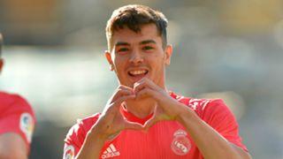 Brahim Diaz Real Madrid 2018-19