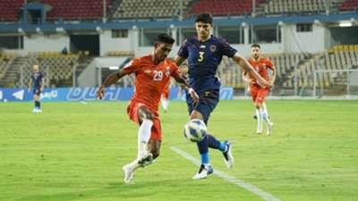 Devendra Murgaokar Al Wahda FC Goa ACL 2021