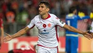 Walid El Karti Wydad Casablanca USM Alger CAF Champions League 21102017