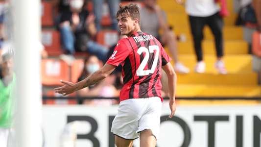 La première gagnante de Daniel Maldini avec Milan | Goal.com