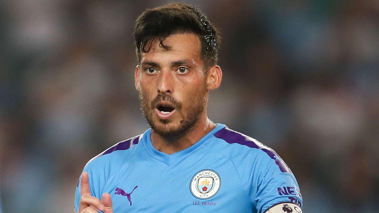 """Manchester City, Guardiola veut """"des adieux appropriés"""" pour David Silva"""