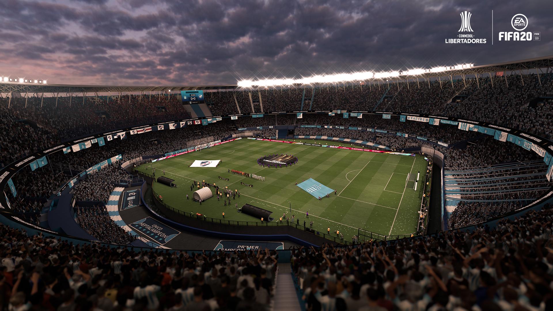 FIFA 20 Racing estádio