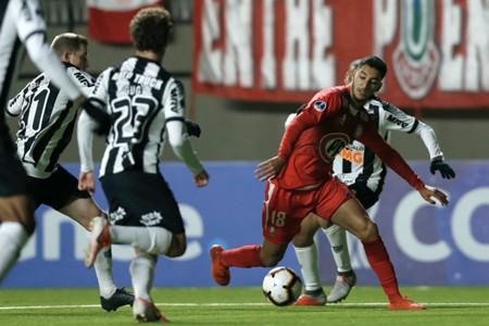 Unión La Calera vs. Atlético Mineiro