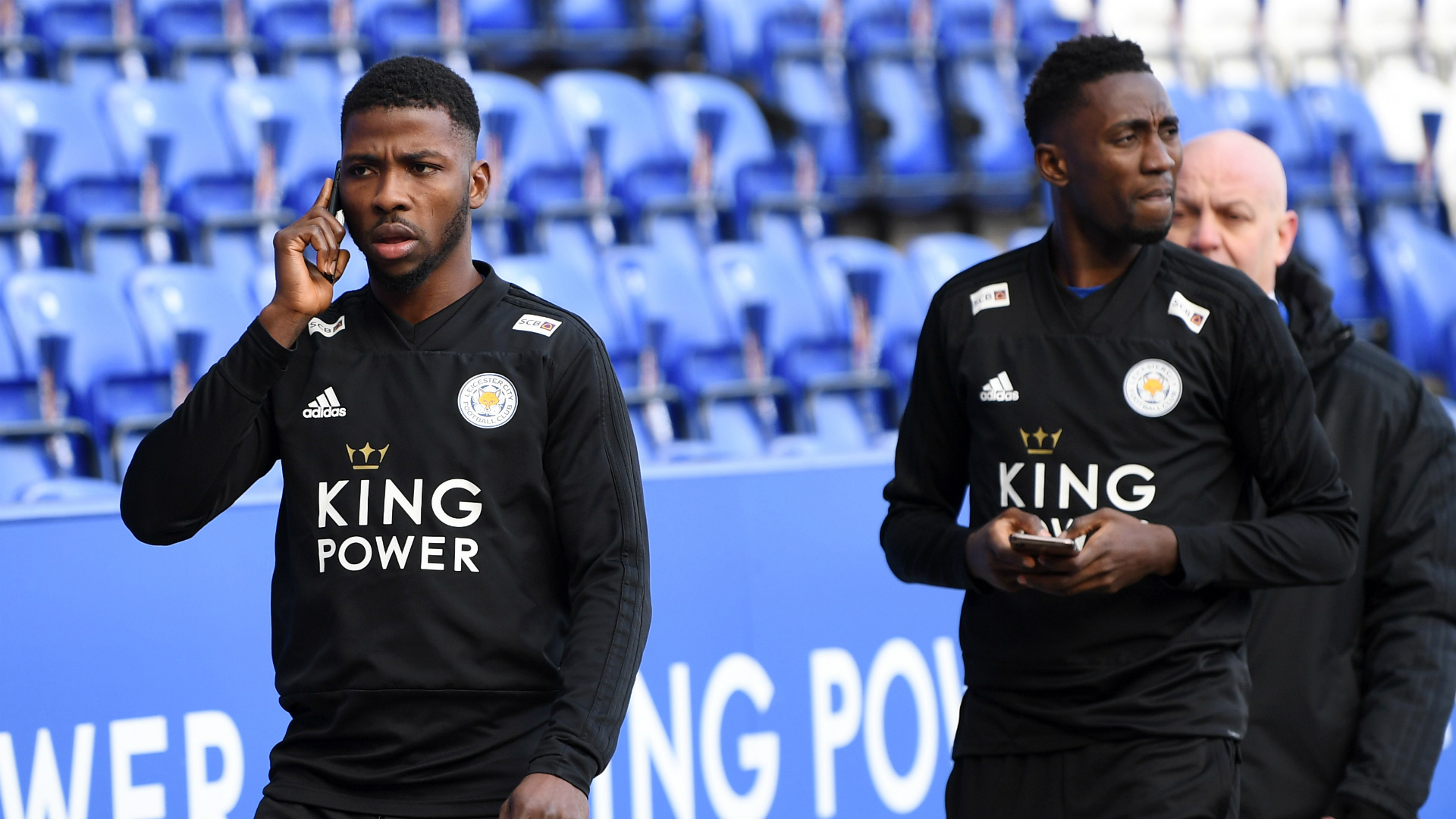 Rodgers gives update on Ndidi's fitness and whether Iheanacho will start with Vardy vs Wolves