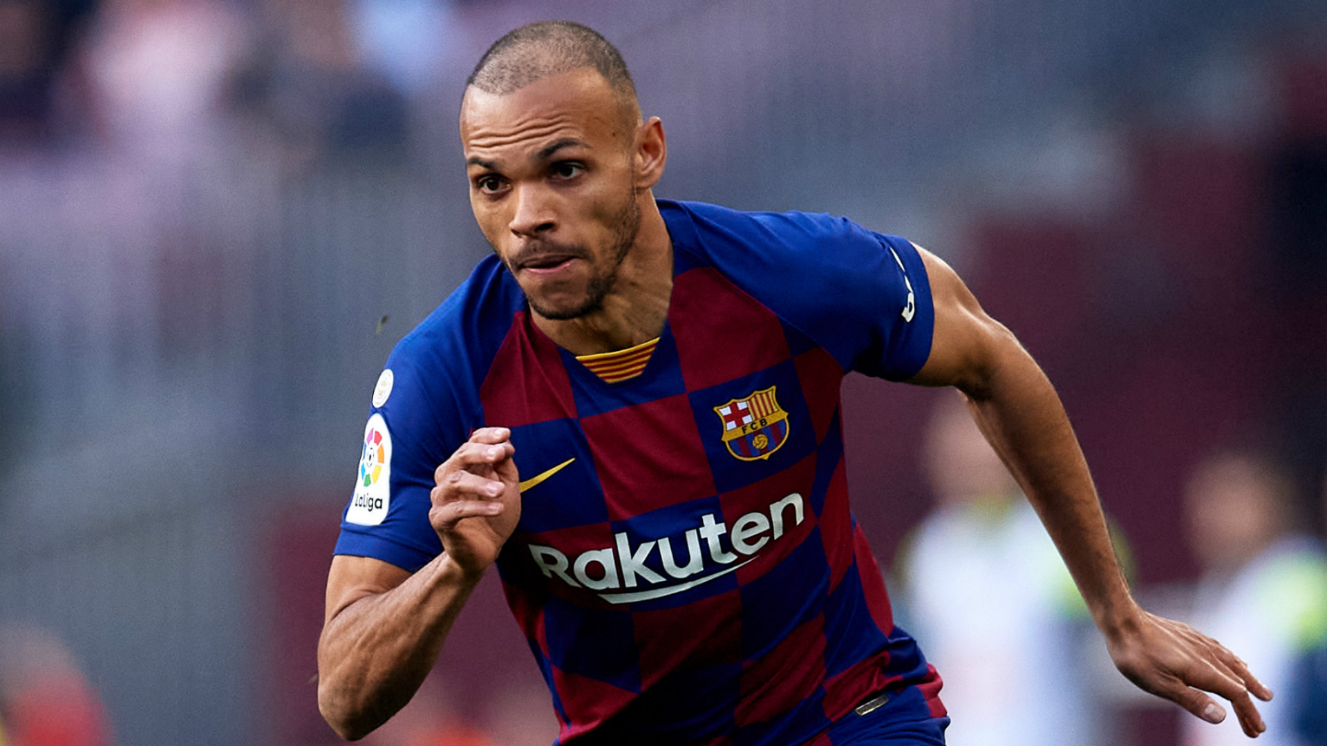 Braithwaite: I'll be at Barcelona for many years & surprise critics when I'm in the Champions League