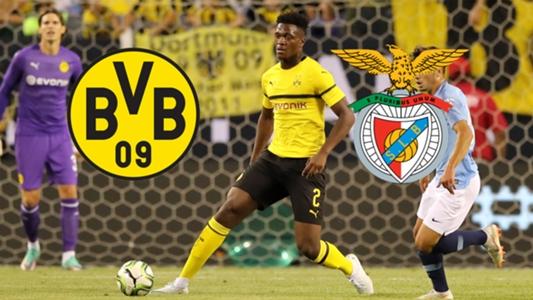 Dortmund Lissabon Stream