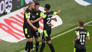 Borussia Dortmund vs. Werder Bremen Spielbericht, 18.04.21, Bundesliga | Goal.com
