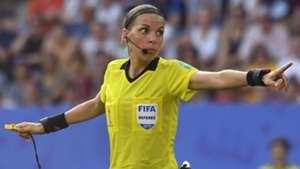 Stephanie Frappart referee