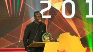 Sadio Mane African Footballer of the Year