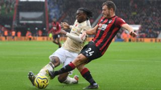 Aaron Wan-Bissaka, Ryan Fraser, Bournemouth vs Man Utd