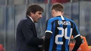 Conte/Eriksen Inter 2019-20