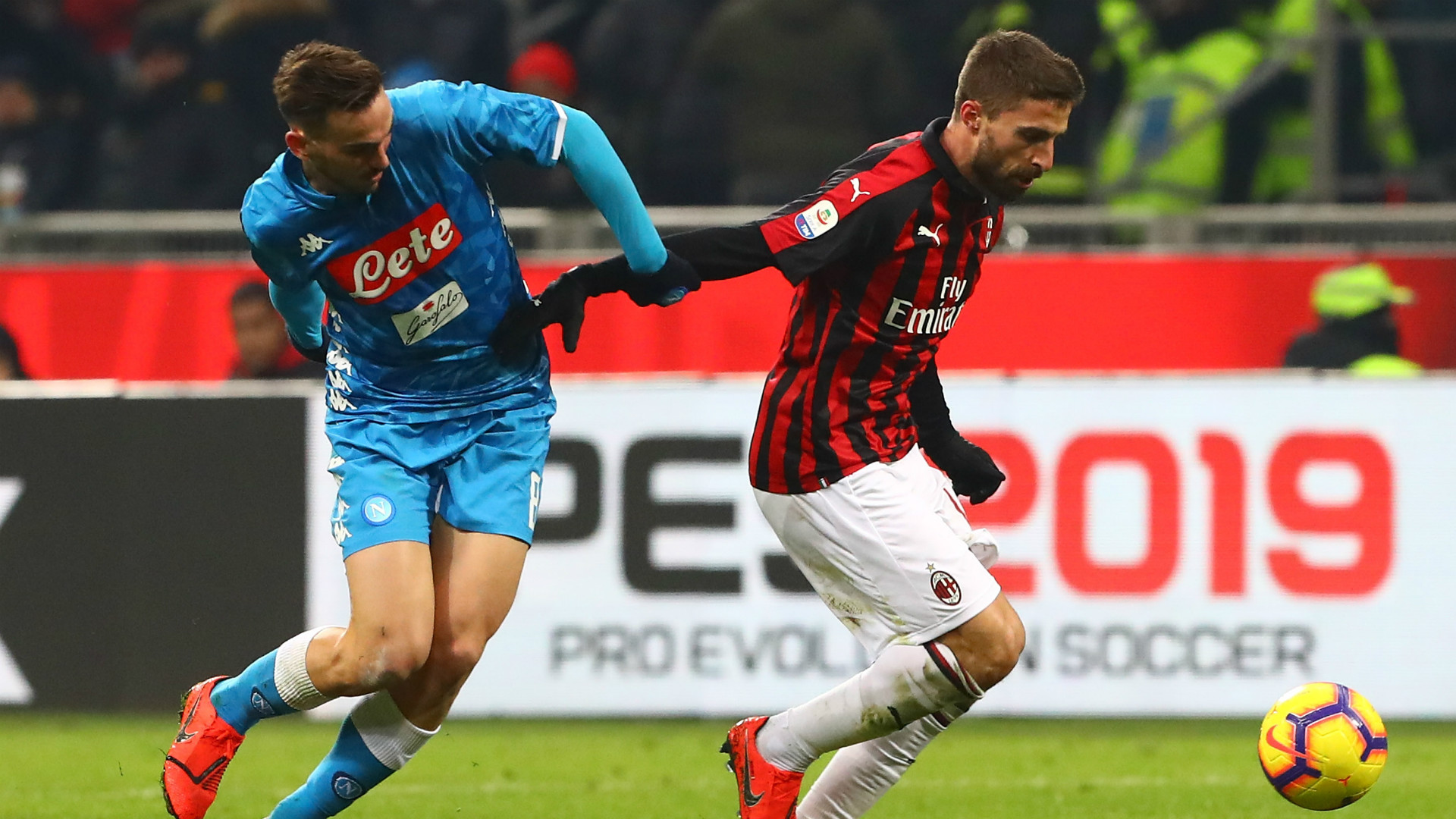 AC Milan Vs SSC Neapel Heute Live Im TV Und LIVE STREAM