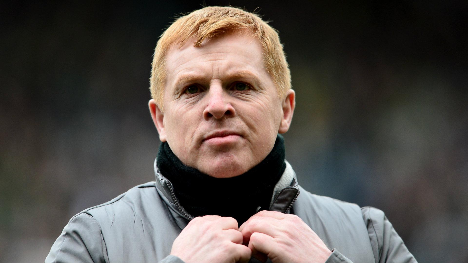 Neil Lennon Celtic manager 2018-19