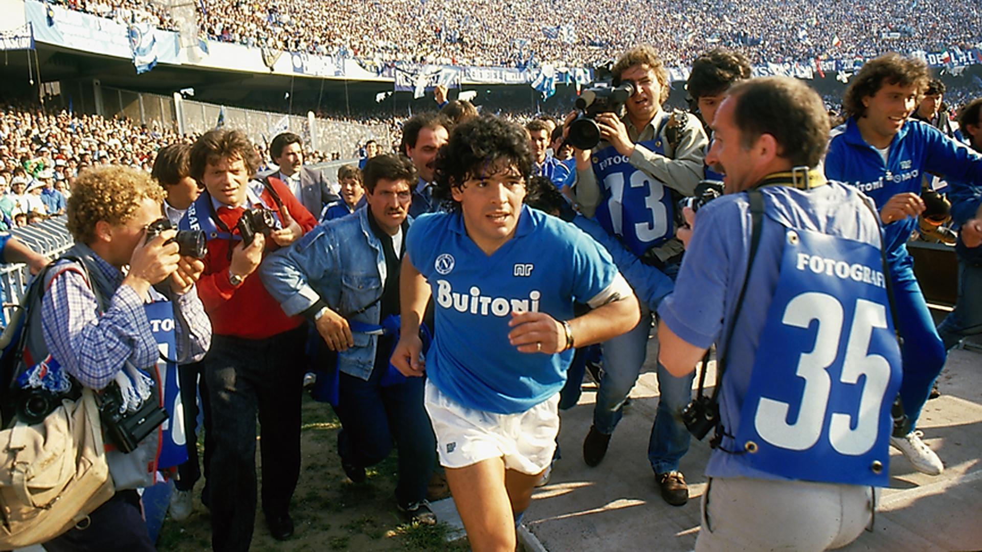Diego Maradona Documentary Release Date Description All You Need To Know Goal Com