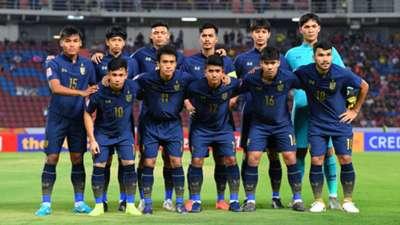 U23 Thailand vs U23 Bahrain | AFC U23 Championship 2020 | Group Stage