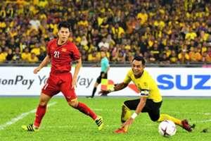 Trần Đình Trọng, Vietnam, Zaquan Adha, Malaysia, AFF Championship, 11122018