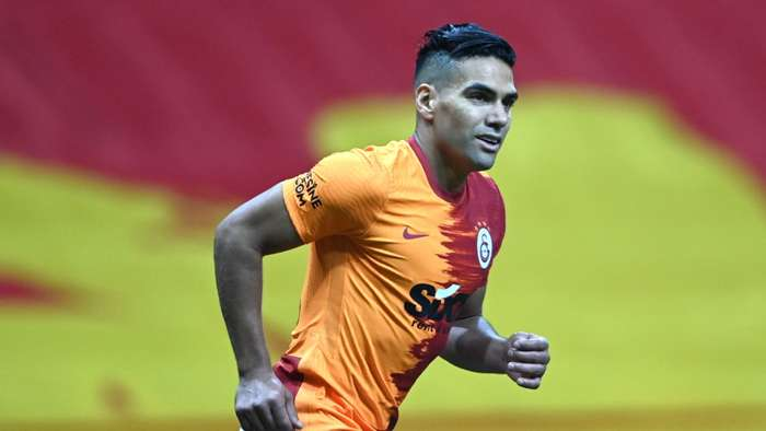 Radamel Falcao Galatasaray 2020-21