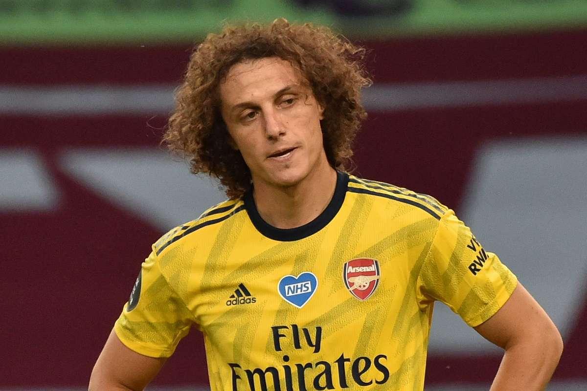 Fenerbahçe'De David Luiz Transferi Için Alex De Souza Görevlendirildi