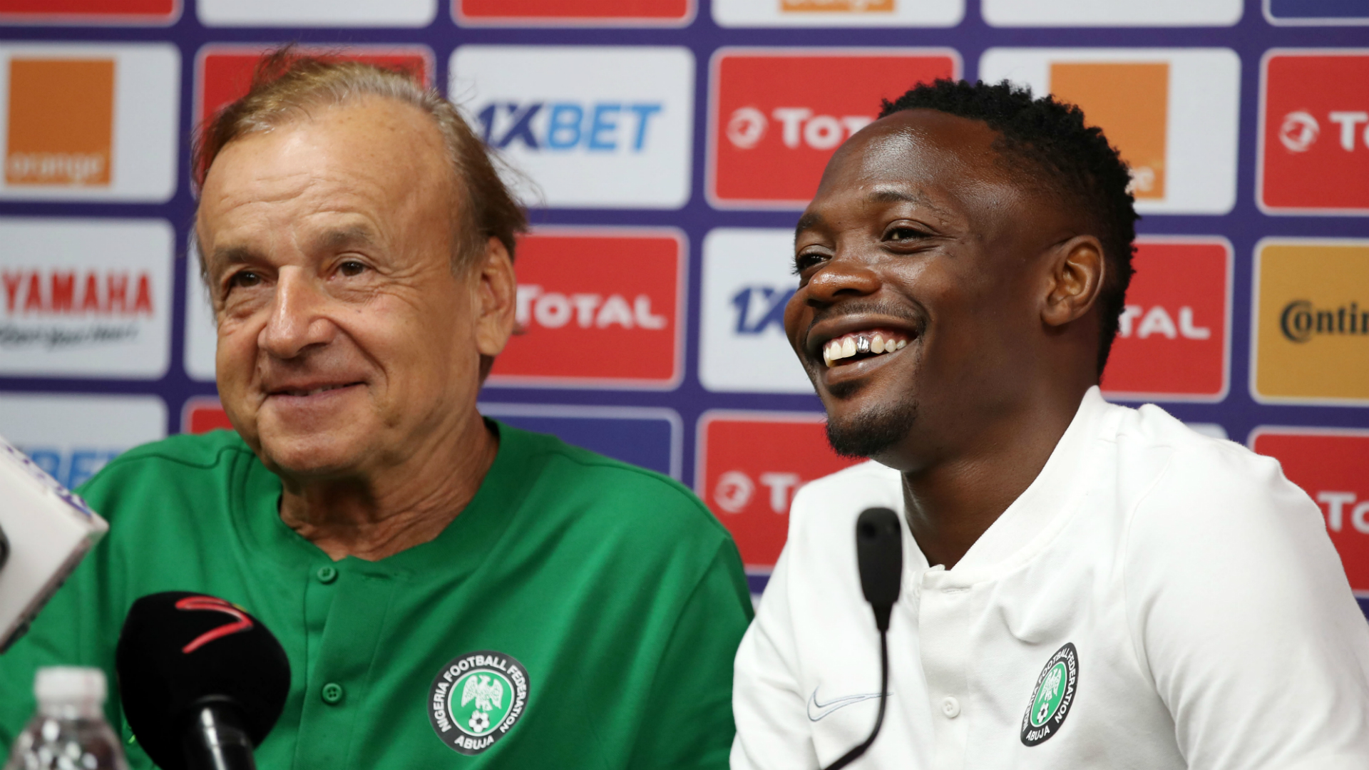 How Nigeria coach Rohr and captain Musa voted for African Player of the Year award