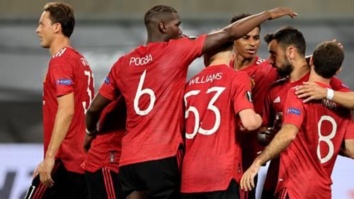 Manchester United Copenhagen Europa League