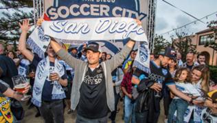 San Diego MLS Landon Donovan Expansion