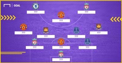 Premier League's WTOTW 9