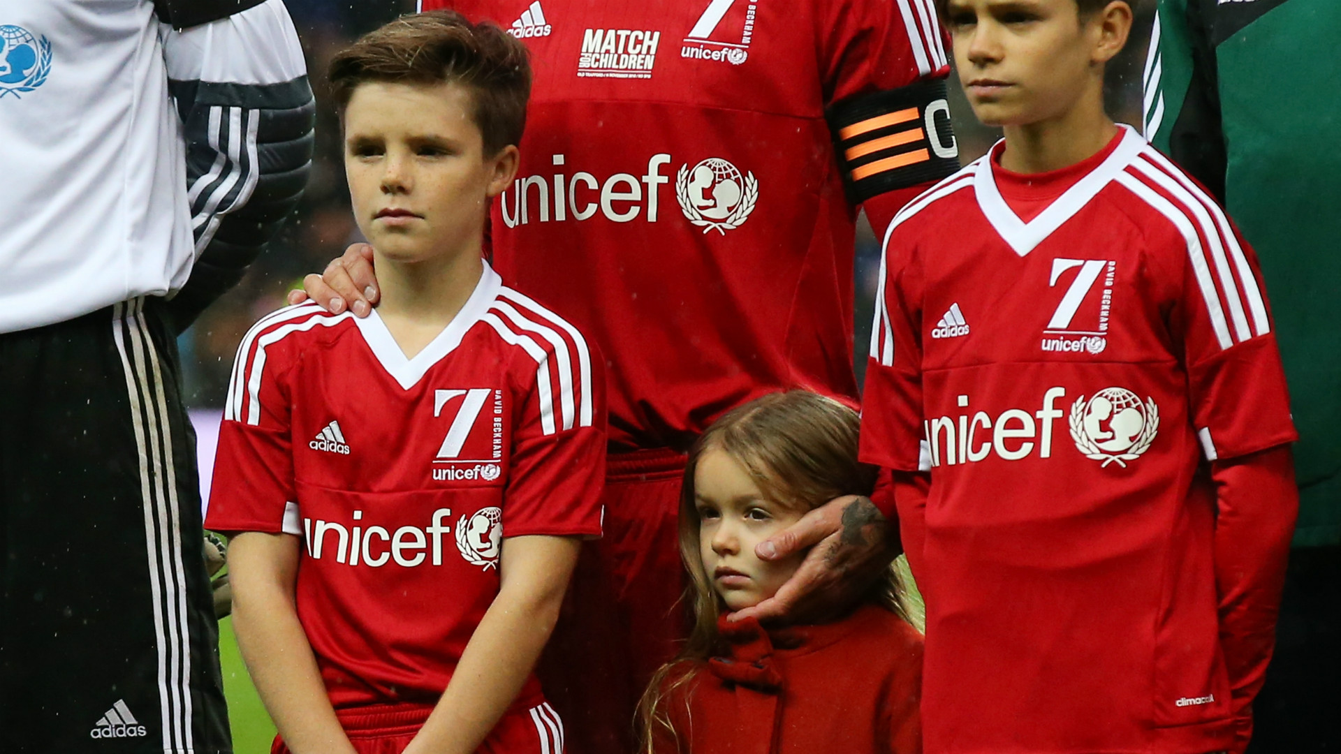 david beckham toddler jersey