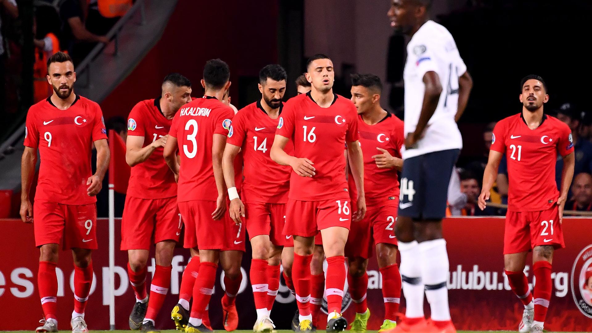 TГјrkei Gegen Albanien