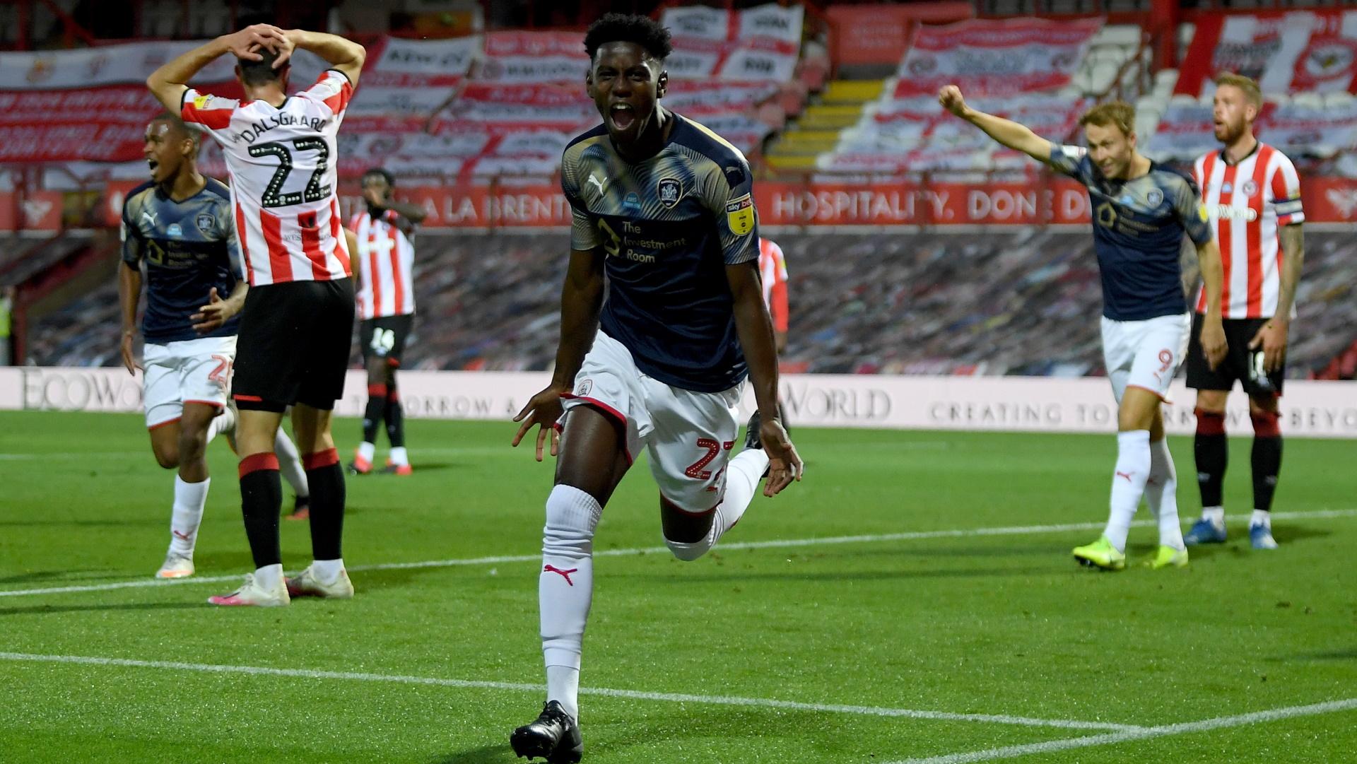 Kenya's Oduor strikes late to save Barnsley   Goal.com