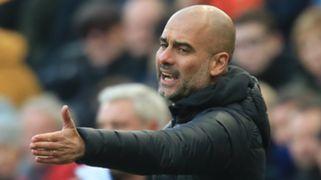 Pep Guardiola Newcastle vs Man City 2019-20