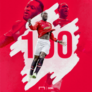 Romelu Lukaku 100 Premier League goals [embed]