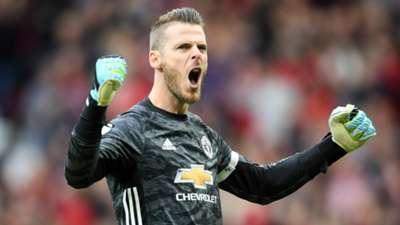 David de Gea Manchester United 2019-20