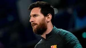 Lionel Messi Napoli Barcelona Champions League