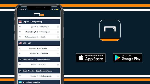 Goal Live Scores App New And Enhanced Goalcom