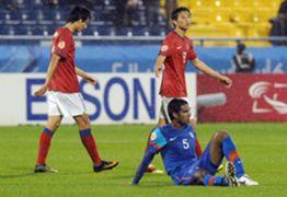 Anwar Ali Asian Cup 2011
