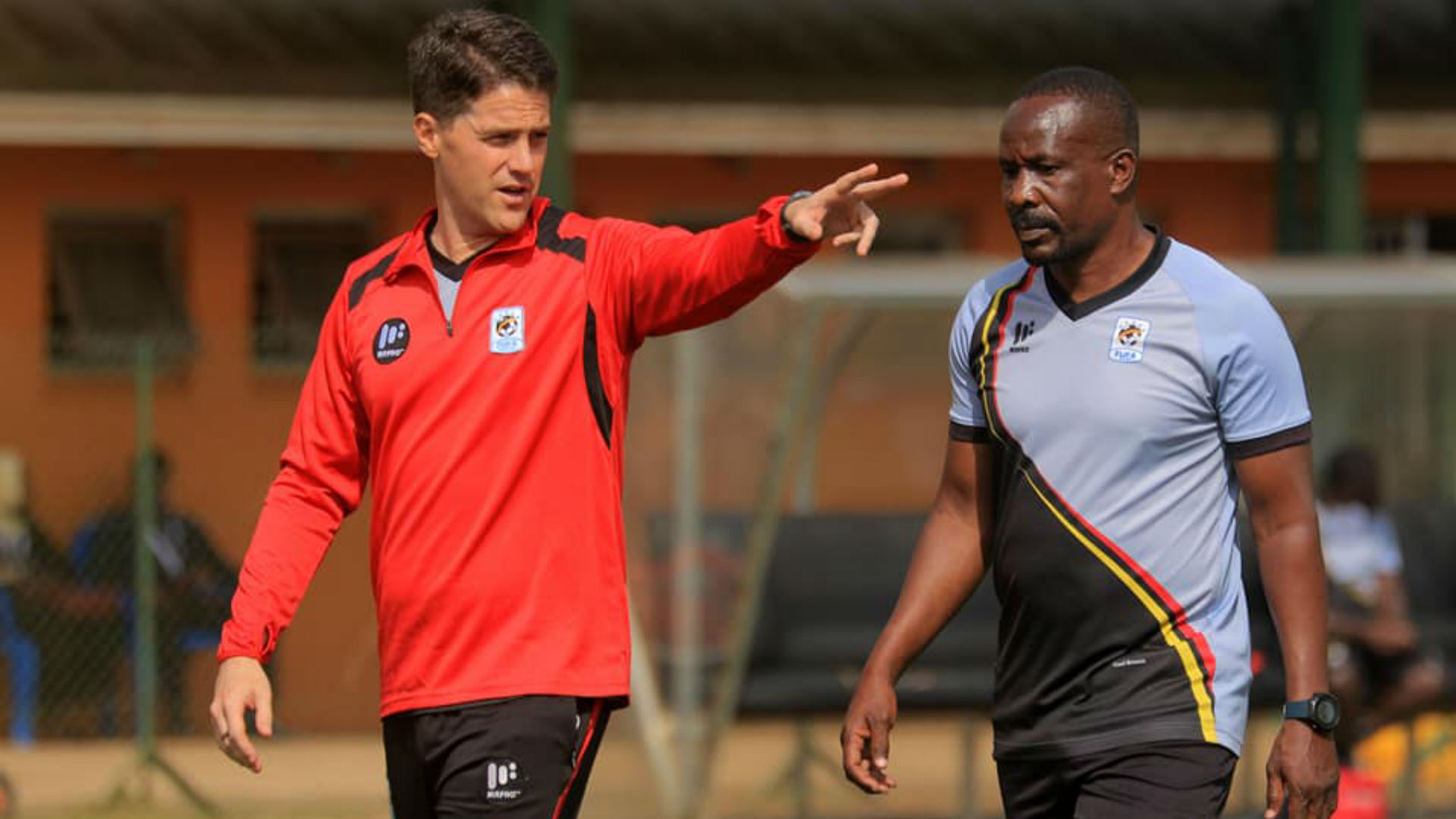 McKinstry's Uganda future in hands of technical team – Fufa's Magogo