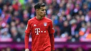 FC Bayern: Coutinho könnte zum Schnäppchen werden, Waldschmidt als Lewy-Backup? - alle News und Gerüchte zum FCB