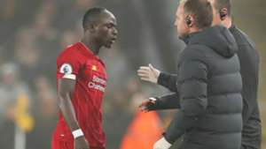 Mane to miss another two games for Liverpool with 'small muscle tear'