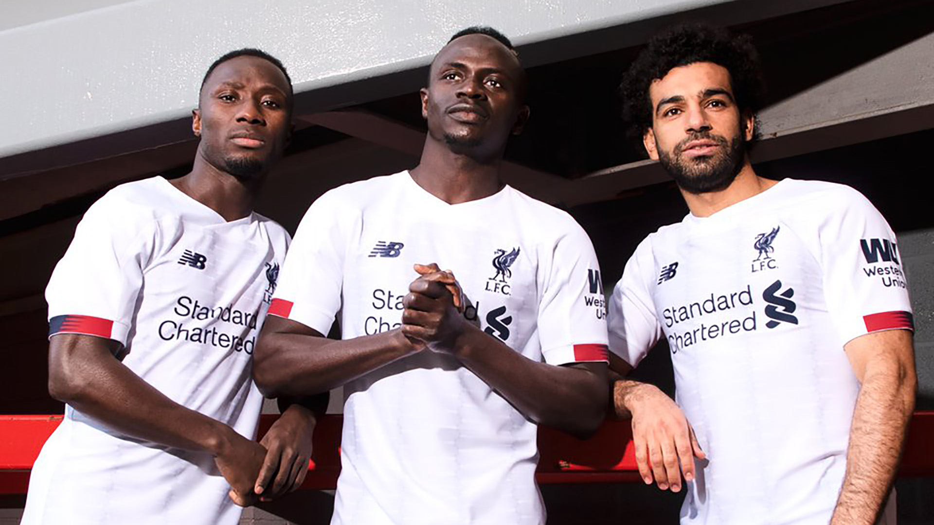 Liverpool and Nike announce major new kit deal