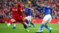 Jamie Vardy Dejan Lovren Leicester Liverpool 2019-20